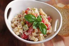 Nudelsalat mit Hackfleisch, ein gutes Rezept aus der Kategorie Gemüse. Bewertungen: 63. Durchschnitt: Ø 4,5.