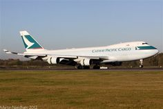 Cathay Pacific Cargo Boeing 747-400ERF