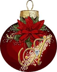 Gorgeous ornament