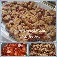 Blog di Olga: Torta sbricciolata alla frutta
