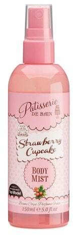 306313d16 Patisserie de Bain Body Mist Spray Strawberry Cupcake £6.99 #CommissionLink