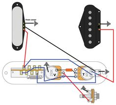 tele wiring diagram with 4 way switch telecaster build. Black Bedroom Furniture Sets. Home Design Ideas