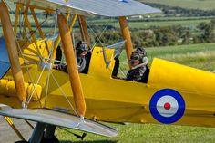 Tiger Moth, Planes, Pilot, Aircraft, Park, Vintage, Airplanes, Aviation, Pilots