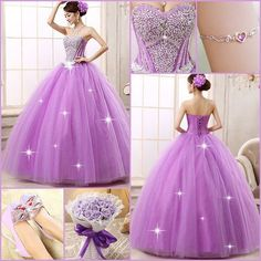 This pin was discovered by i& addicted to you. Dama Dresses, Quince Dresses, 15 Dresses, Quinceanera Dresses, Cheap Dresses, Formal Dresses, Indian Wedding Gowns, Red Wedding Dresses, Pnina Tornai Dresses