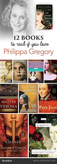 Historical fiction fans: Check out these 12 books to read if you love Philippa Gregory.