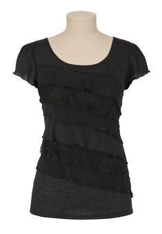 I like the black