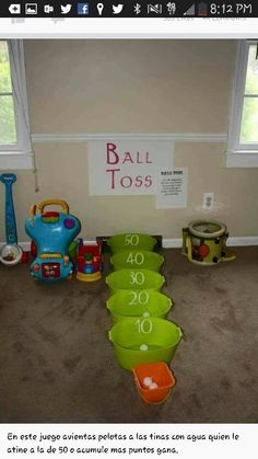 10 Ball Games for Kids – Ideas for Active Play Indoors! | Gaming ...