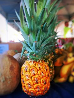 The ever glorious pineapple! #pineapple #pineapples #tropicalfruit #yourlocalmarkets #goldcaost #australia