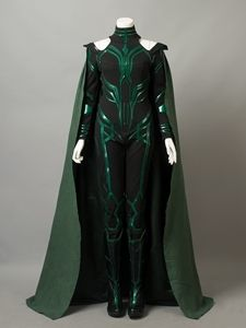 Thor:Ragnarok The Goddess of Death Hela Cosplay Costume mp003792