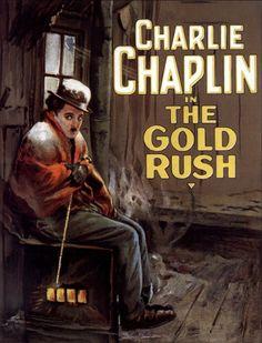 La ruée vers l'or - Chaplin (1925)