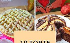 10 TORTE AUTUNNALI INFALLIBILI – I Sapori di Casa Mocha, Food To Make, Waffles, Pasta, Vegan, Breakfast, Desserts, Album, Oven