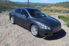2010 Nissan Maxima, 67,290 miles, $14,988.