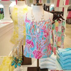 Lilly Pulitzer Dusk Top in Jellies Be Jammin & Annabelle Halter Top