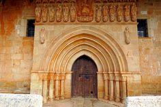 Iglesia de Pison de Castrejon .Palencia