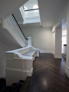 Staircase Library Design, Pictures, Remodel, Decor and Ideas - page 2