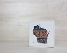Hey, I found this really awesome Etsy listing at https://www.etsy.com/listing/230363223/wisconsin-home-art-magnet-vintage