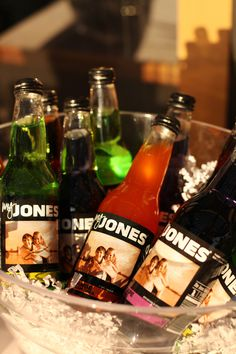Must have favors for my wedding. I got hooked to these in college. #jones #soda #wedding