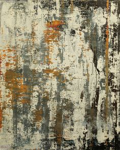 """Love this piece!  Koen Lybaert; Oil 2013 Painting """"abstract N° 711"""""""