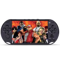 8GB X9 Handheld Game Player 5 Inch Large Screen Portable Game Console MP4 Player with Camera TV Out TF Video Free Download //Price: $49.99 & FREE Shipping //   #smartwatch