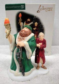 shopgoodwill.com: Dept 56 Dickens Vill. Ghost of Christmas Present
