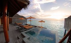 Dhigu, Maldives – A luxury resort to die for !