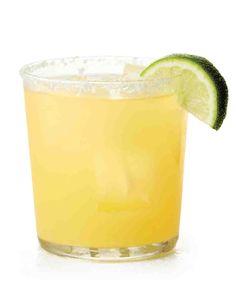 Chile-Citrus Margarita Recipe