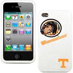 Tennessee Volunteers iPhone 4 MVP Case - White