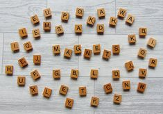 Gifts for the Kitchen: Handmade gifts for the kitchen. Gifts for Cooks and Chefs. Scrabble Letters, Scrabble Tiles, Cheap Pendant Lights, Gifts For Cooks, Kitchen Gifts, Gifts For Friends, Magnets, Best Gifts, Christmas Gifts