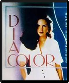 1990...L'Oréal Professionnel creates our tone-on-tone coloring solution, Diacolor, which does not use ammonia. The result is a shade that is close to the natural hair color, gently covering up to 50% of gray hair. © L'Oréal / DR