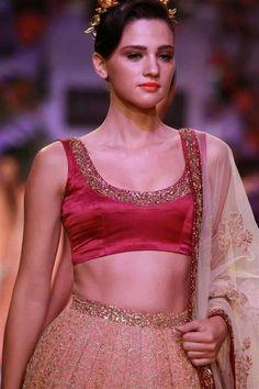 Indian bride Lehenga Designer lehenga Indian bride wear