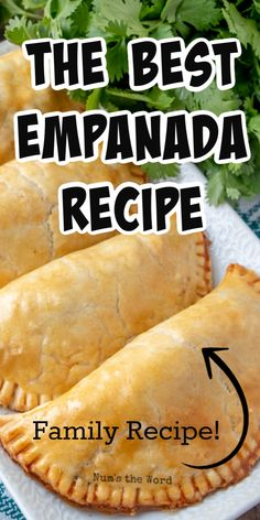 These Easy Beef Empanadas are delicious and use pre-made pie crust for their base. Packed full of great flavor and simple to toss together they are a worthy Cinco de Mayo meal! Mexican Dishes, Mexican Food Recipes, Pizza Empanadas Recipe, Chicken Empanadas Recipe Easy, Spanish Empanadas Recipe, Beef Empanadas, Mexican Empanadas, Pain Pizza, Dining