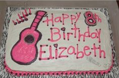 Zebra Wrap Cake Board