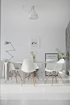 My Style My House - White eames collection