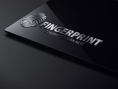 Finger Print Logo by eSSeGraphic on @creativework247