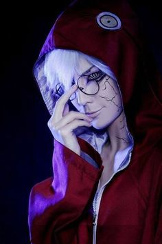 Cool cosplay, Kabuto cosplay