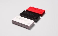 Yiu Studio Business Cards by YIU Studio , via Behance