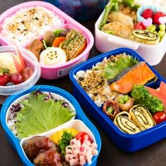 How To Make Bento Lunch Box - Comprehensive Step-By-Step Pictorial & Video Tutorial.