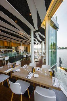 Café Restaurant Riva / HEYLIGERS design + projects