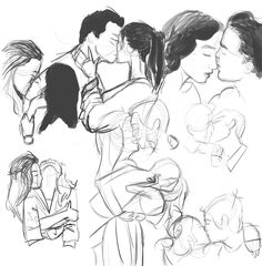 kissing study