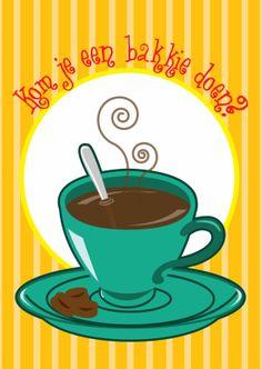 koffie en bagels dating