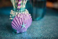 Mermaids Birthday Party Ideas   Photo 11 of 12