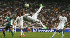 El Real Madrid visitará al Betis el sábado 15 de octubre a las 20.45 horas