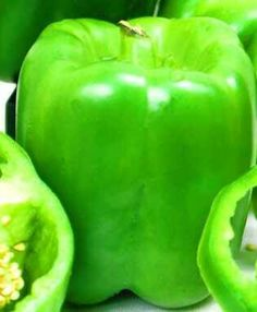 I just read an article that said green pepper slices soaked in red wine vinegar or white wine vinegar overnight are delicious. I have to try it