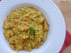 cookcool Diy Food, Risotto, Grains, Recipies, Rice, Cooking, Ethnic Recipes, Recipes, Kitchen