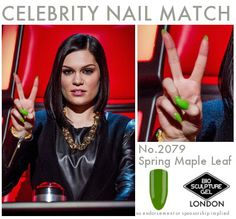 Try and imagine it's Spring weather with Nail Match: Bio Sculpture Nails, Celebrity Nails, Spring Weather, Celebs, Celebrities, Celebrity, Famous People, Famous People