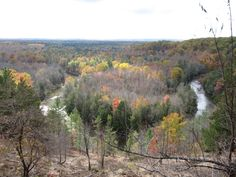 Manistee River.