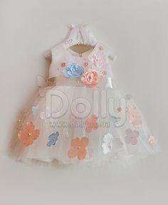 Платье Донатин разноцветное