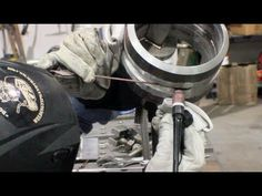 """▶ 6g Pipe Welding test 6"""" tig root, 7018 stick fill & cap part3 - YouTube"""