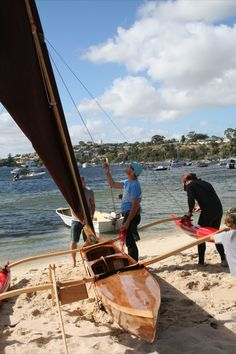 Outrigger Sailing Canoes: Ulua