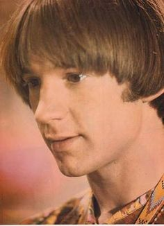 Peter Tork, 1968, One of 'The Monkees' band members. Later, Peter Torkelson taught at Carleton College in Northfield, MN.